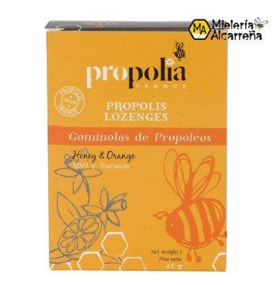GOMINOLAS DE PROPÓLEOS