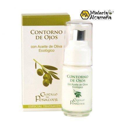 Contorno de ojos aceite oliva ecológico 30 ml