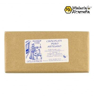 CHOCOLATE ARTESANO PURO CON MENTA