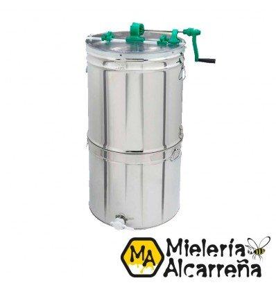 Extractor De Miel Manual Con Madurador Y Filtro