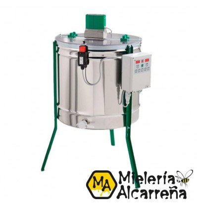 Extractor Miel Reversible Automático
