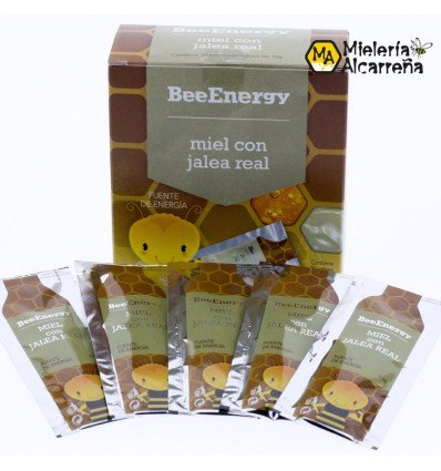 Miel con Jalea REal – BeeEnergy