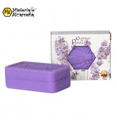 Jabón Abeja, Miel y Lavanda (100 gr)